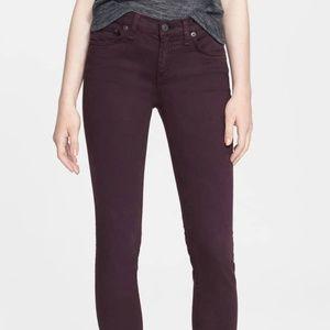 Rag & Bone 'The Skinny' Stretch Skinny Jeans